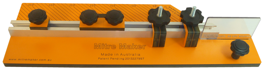 how to cut easy mitres
